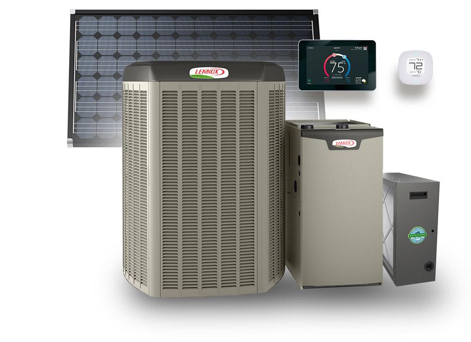 Heat Pump And Air Handler