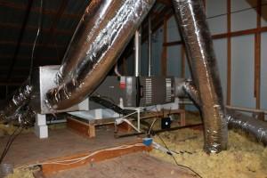 custom heating and air
