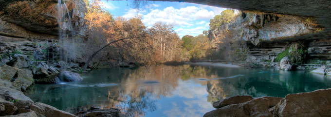Day-trip to Hamilton Pool